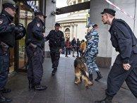 В Санкт-Петербурге проверяют информацию о минировании