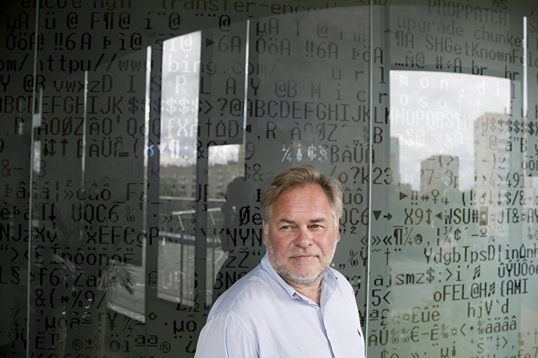 Руководитель «Лаборатории Касперского» Евгений Касперский