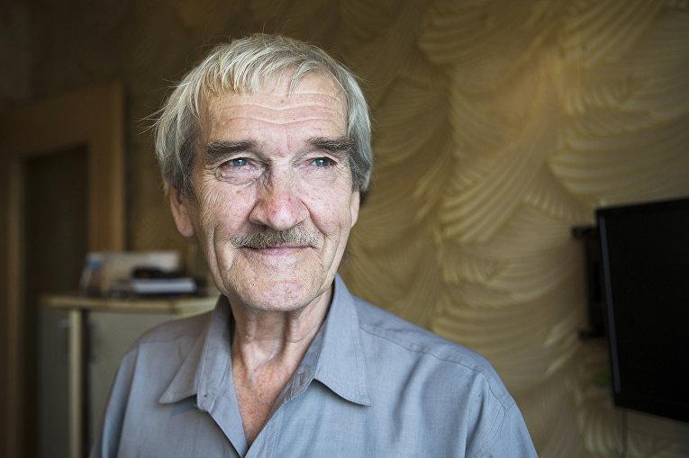 Бывший офицер противоракетной обороны Станислав Петров