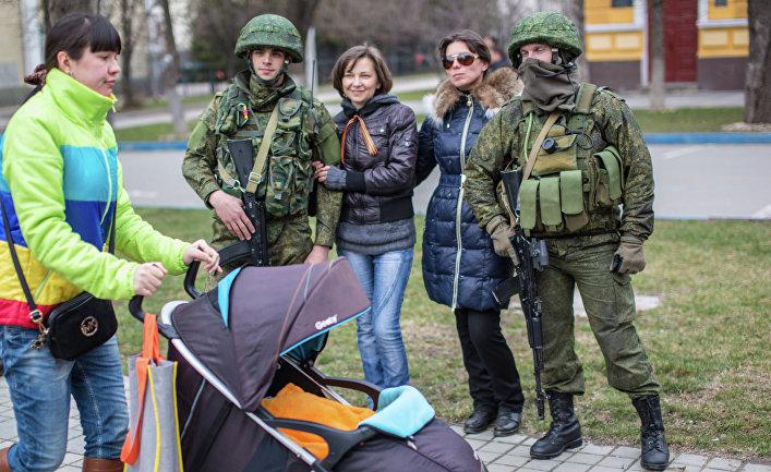 Посольство РФ вСША прокомментировало «пособие» поборьбе сроссийскими военнослужащими