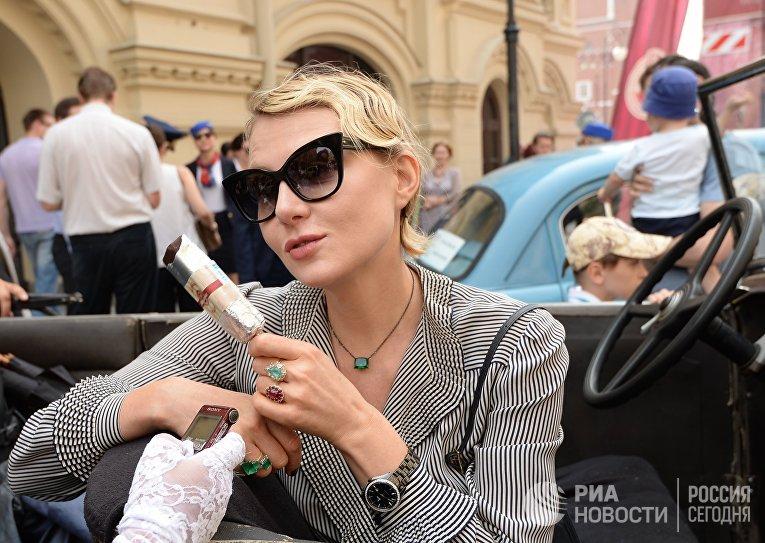 Актриса и режиссер Рената Литвинова