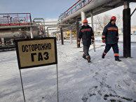 """Газохранилище """"Черноморнефтегаз"""" в Крыму"""