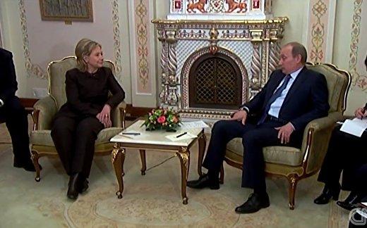 Особо тяжкое преступление Путина
