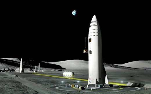 Маск летит на Марс
