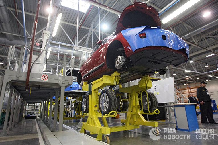 Открытие завода Peugeot в Калужской области