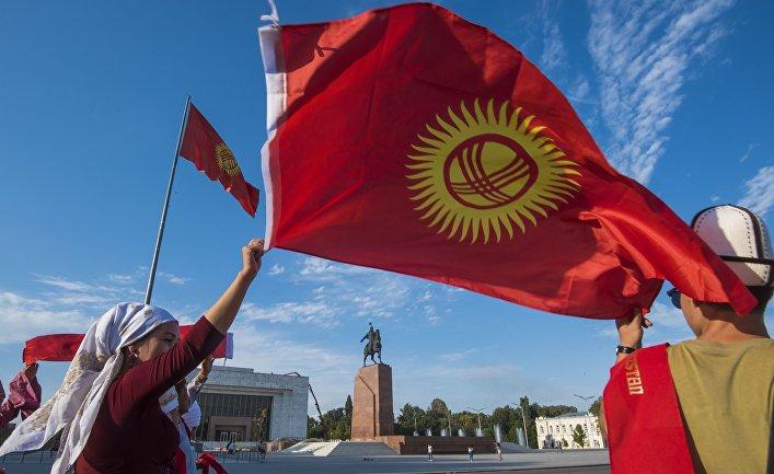 """Международный фестиваль """"Оймо-2017"""" в Бишкеке"""