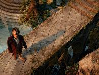 """Кадр из фильма """"Хоббит: Нежданное путешествие"""""""