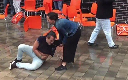Каталония: полиция применила силу