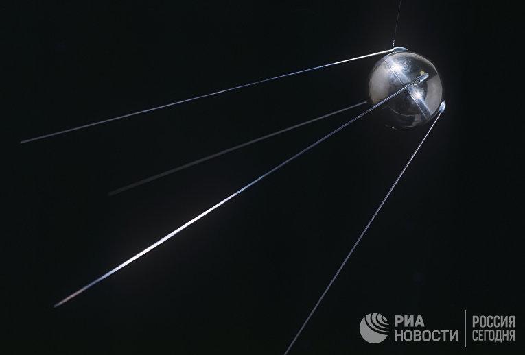 Первый советский искусственный спутник Земли