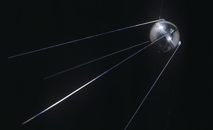 НаКубе открылась приуроченная к первому спутнику Земли выставка
