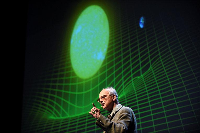 Профессор физики Райнер Вайсс