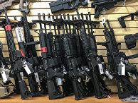 Оружейный магазин в Лас-Вегасе