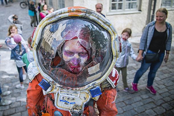 В космосе тоже могут быть зомби