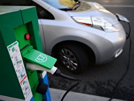 Зарядка электромобилей на Малой Дмитровке в тестовом режиме в Москве