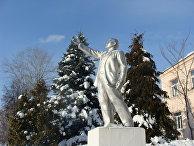 Памятник Ленину в Петушках
