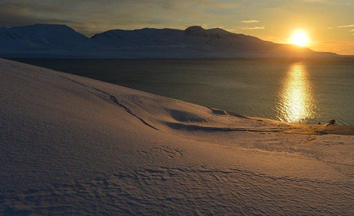 """Высокоширотная полярная экспедиция на Шпицберген в рамках проекта """"Арктика – 2015"""""""