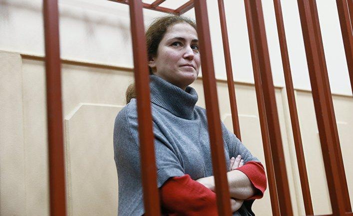 Директор Российского академического молодежного театра (РАМТ) Софья Апфельбаум