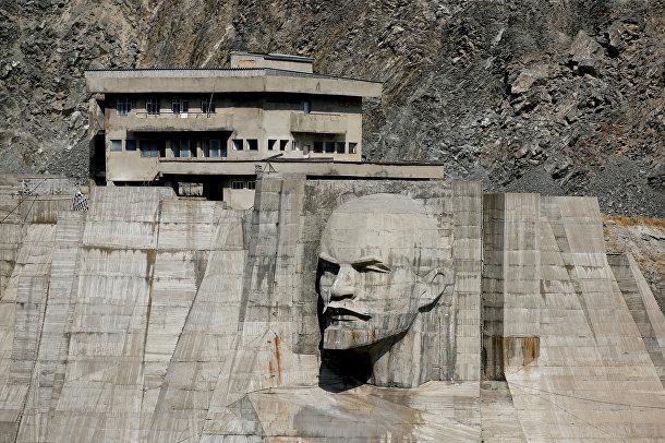 Ленин в Киргизстане