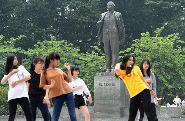 Ленин во Вьетнаме
