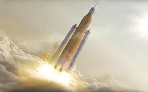 На чем астронавты полетят к Марсу