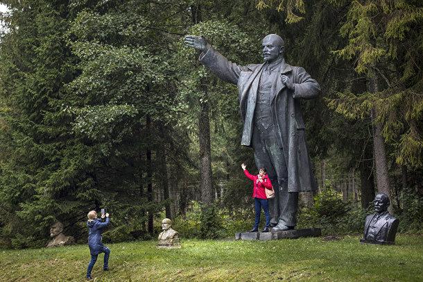 Ленин в Литве