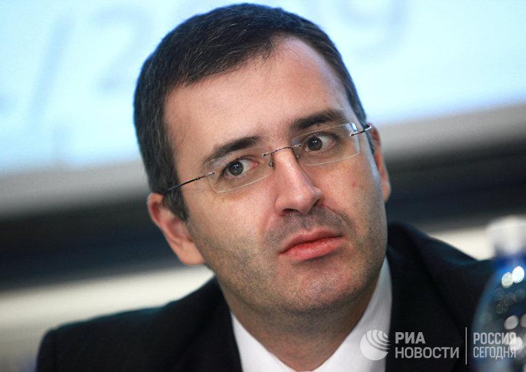 Ректор Российской экономической школы Сергей Гуриев