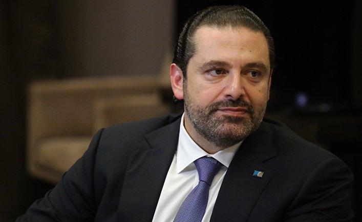 Харири пообещал вернуться вЛиван вближайшие дни