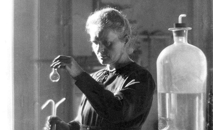 Мария Кюри-Складовская