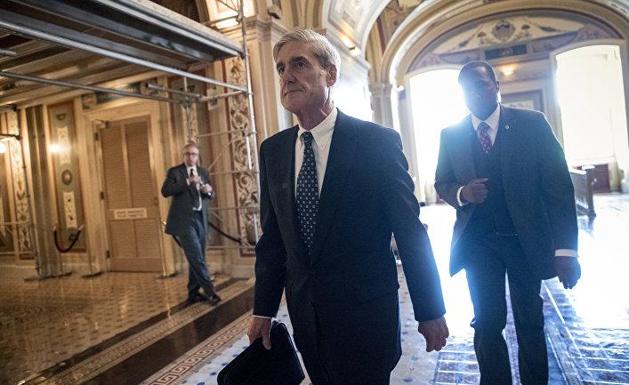 Мюллер готовит новые обвинения против граждан России поделу овмешательстве ввыборы