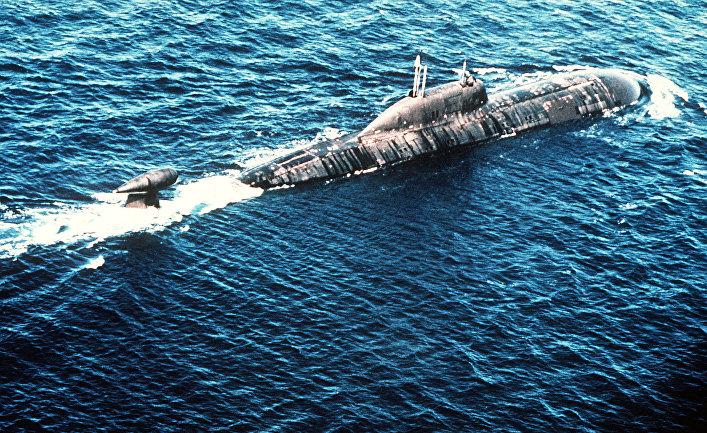 хорошие фото подводных лодок