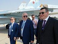 Генеральный директор государственной корпорации «Ростех» Сергей Чемезов