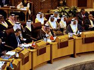 Заседание Совета глав внешнеполитических ведомств стран, входящих в Лигу арабских государств в Каире