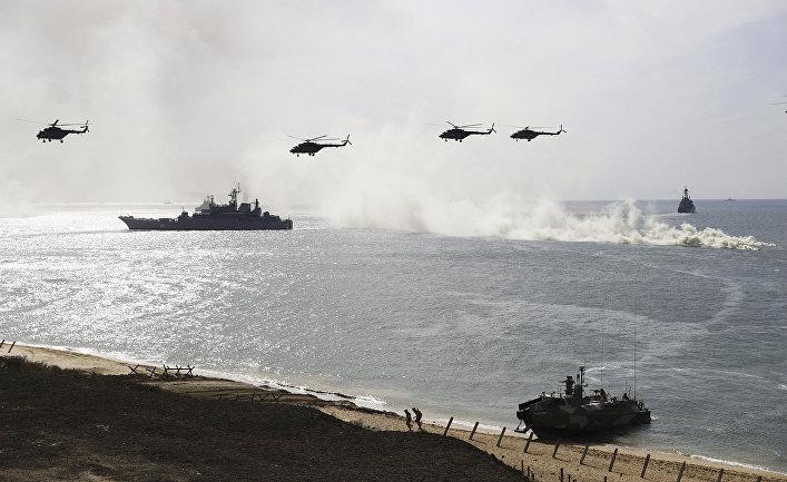 США отправили вЧёрное море эсминец вответ нанаращивание силРФ