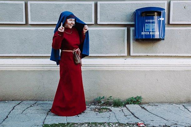 Ирина, 36 лет: жена старшего дружинника, XIII век