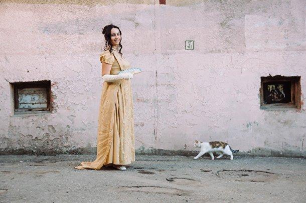 Татьяна, 30 лет: жена дворянина, XIX век
