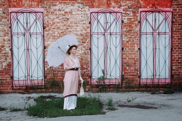 Светлана, 41 год: купеческая жена, начало XX века