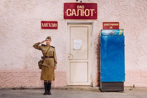 Ольга, 51 год: медсестра, Вторая мировая война