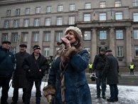 Депутат Европейского парламента от партии «Русский союз Латвии» Татьяна Жданок