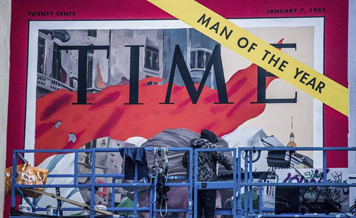 Трамп незахотел стать «Человеком года» поверсии Time