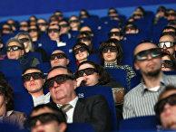 """Открытие кинозала IMAX в многозальном кинотеатре """"Синема парк"""""""