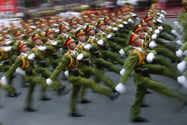 Военные Вьетнама