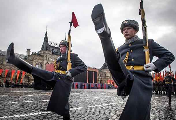 Российские военные фл