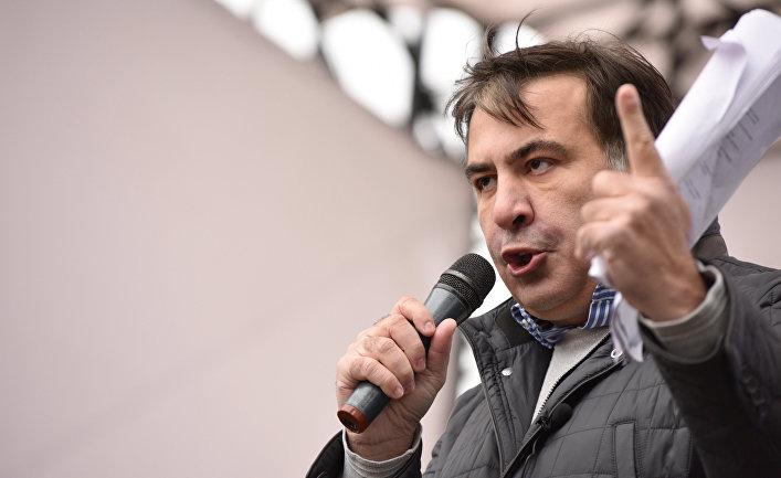 Лукашенко невыдаст Саакашвили вслучае экстрадиции— специалист