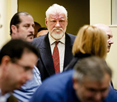 Смерть в Гаагском трибунале
