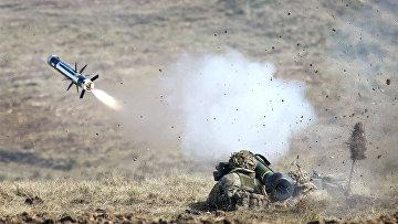 Противотанковый ракетный комплекс Javelin ВС США