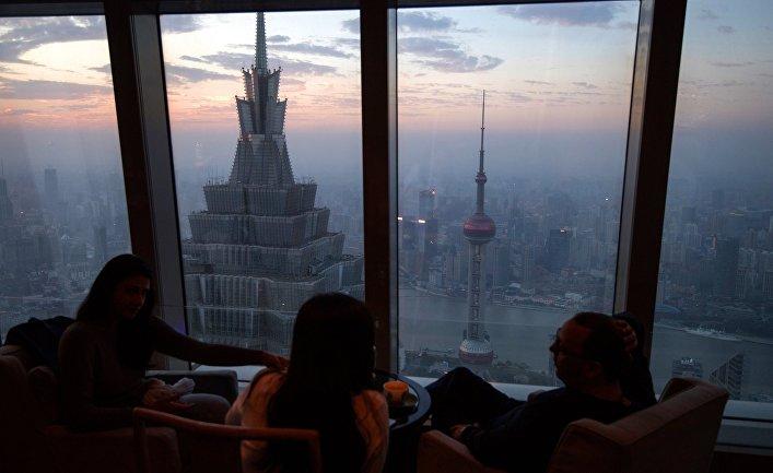 Китай — цифровой гигант