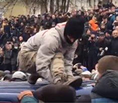 Как освобождали Саакашвили