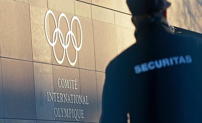Министр спорта Украины обвинил Российскую Федерацию  в«изнасиловании олимпийских ценностей»
