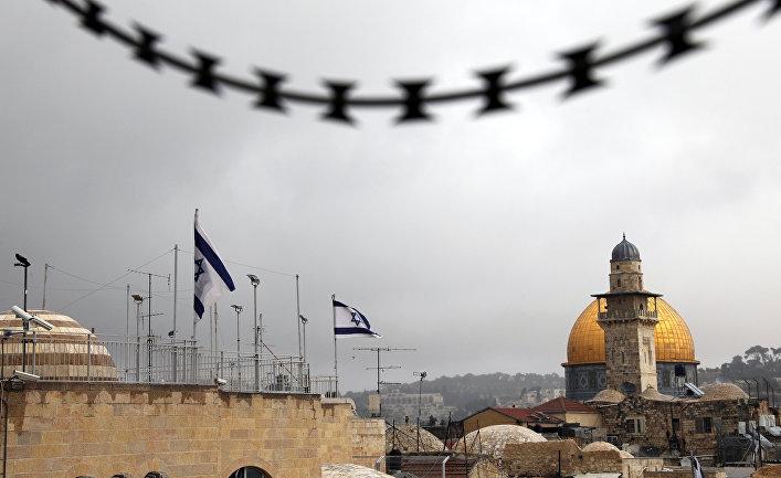 В государственной думе прокомментировали решение Трампа признать Иерусалим столицей Израиля