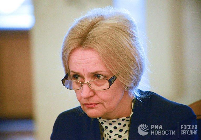 """Депутат от фракции """"Свобода"""" Ирина Фарион"""